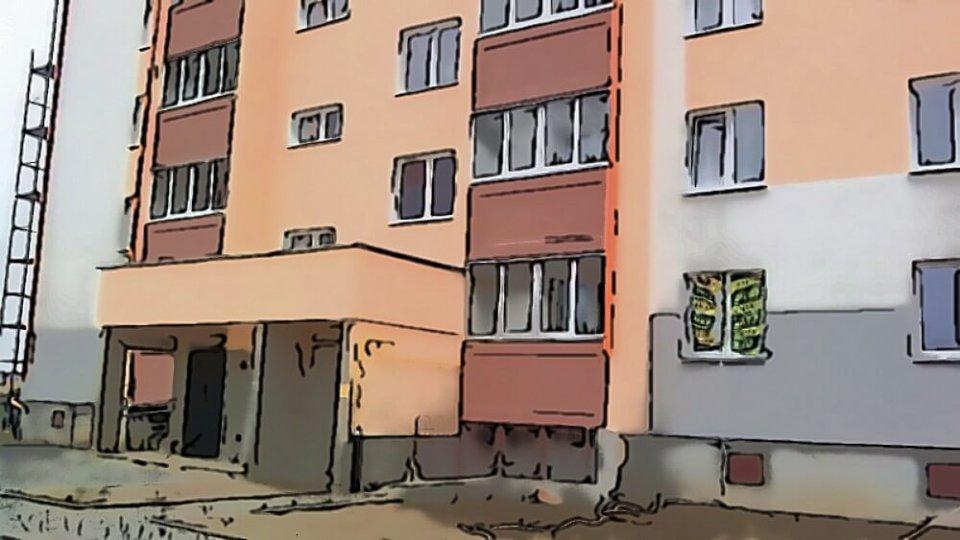 Новый дом в Ченках Гомельской области