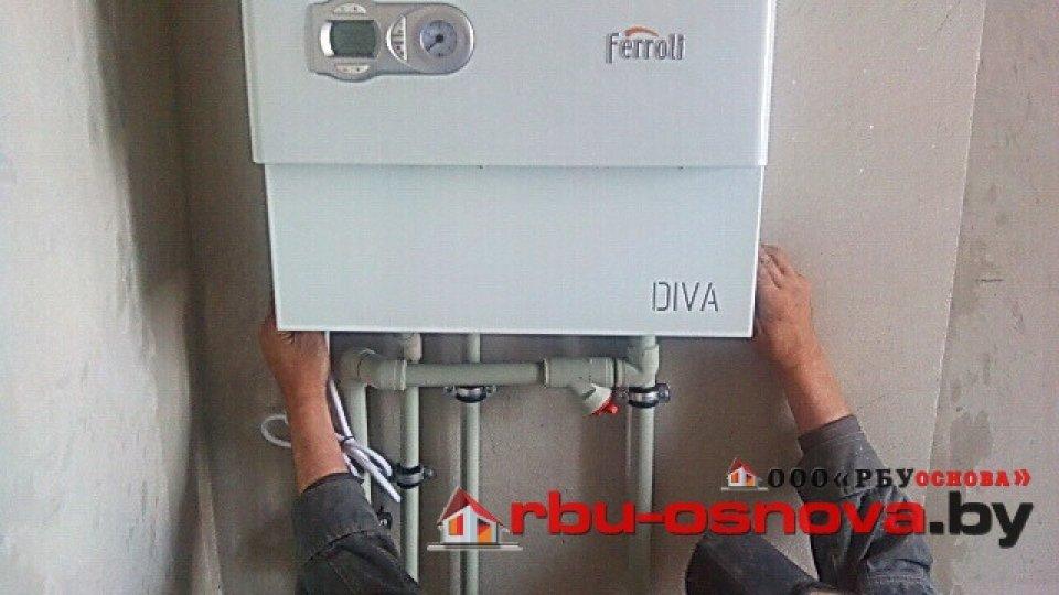 Оптовая поставка котлов отопления для строительства в Беларуси
