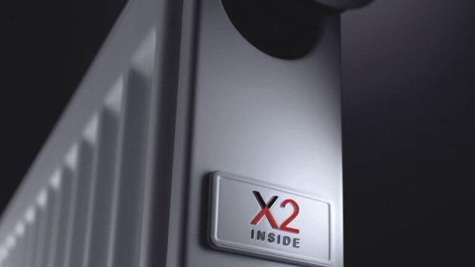 купить радиатор kermi x2